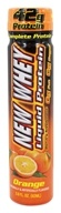 New Whey - Liquid Protein 42g Orange Flavor - 3.1 oz.
