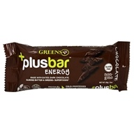 Greens Plus - Energy Bar Chocolate Flavor - 2 oz.
