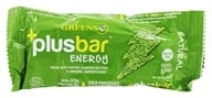 Greens Plus - +PlusBar Energy Bar Natural - 2 oz.