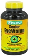 Image of Good 'N Natural - Senior Eye Vision with Lutein and Bilberry - 200 Capsules