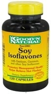 Image of Good 'N Natural - Soy Isoflavones - 120 Capsules