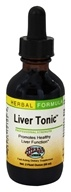 Herbs Etc - Liver Tonic Professional Strength - 2 oz.