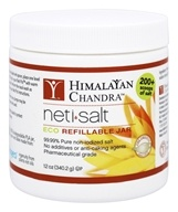 Himalayan Institute - Neti Salt - 12 oz. Formerly Neti Pot Salt
