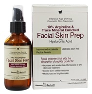 Janson Beckett - Facial Skin Prep Trace Mineral Enriched with AH 3 HexaPeptide - 4 oz.