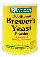 Good 'N Natural - Brewer's Yeast Powder - 16 oz. (074312422706)