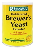 Good 'N Natural - Brewer's Yeast Powder - 16 oz. by Good 'N Natural