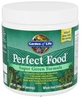 Garden of Life - Perfect Food Super Green Formula Powder - 4.94 oz. by Garden of Life