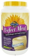 Garden of Life - Perfect Meal Powder Creamy Vanilla - 658 Grams, from category: Diet & Weight Loss