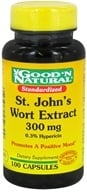 Good 'N Natural - Saint John's Wort 300 mg. - 100 Capsules by Good 'N Natural