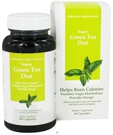 Good 'N Natural - Super Green Tea Diet - 60 Capsules