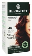 Herbatint - Herbal Haircolor Permanent Gel 4R Copper Chestnut - 4.5 oz. - $10.99