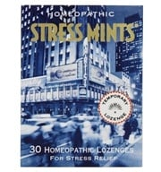 Historical Remedies - Homeopathic Stress Lozengers - 30 Mint(s) by Historical Remedies