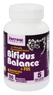 Jarrow Formulas - Bifidus Balance + FOS - 100 Vegetarian Capsules, from category: Nutritional Supplements