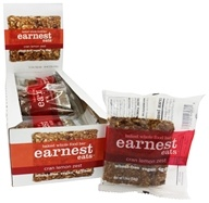 Earnest Eats - Baked Whole Food Bar Cran Lemon Zest - 1.9 oz. by Earnest Eats