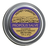 Honey Gardens Apiaries - Honey Propolis Salve - 0.85 oz. by Honey Gardens Apiaries