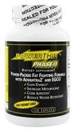 Gold Star Nutrition - Power Thin Phase II - 120 Caplets by Gold Star Nutrition
