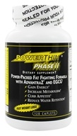 Gold Star Nutrition - Power Thin Phase II - 120 Caplets, from category: Diet & Weight Loss