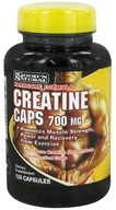 Good 'N Natural - Creatine Caps 700 mg. - 120 Capsules (074312409066)