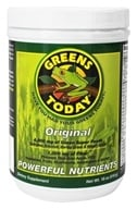 Greens Today - Original Formula - 18 oz. LUCKY PRICE, from category: Nutritional Supplements