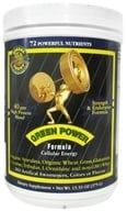 Greens Today - Green Power Formula Cellular Energy - 13.33 oz. LUCKY PRICE, from category: Health Foods