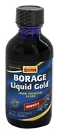 Health From The Sun - Borage Liquid Gold - 2 oz. by Health From The Sun
