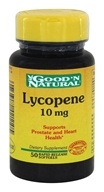 Good 'N Natural - Lycopene 10 mg. - 50 Softgels by Good 'N Natural