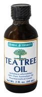 Herbal Authority - Tea Tree Oil - 2 oz. Formerly called Good 'N Natural by Herbal Authority