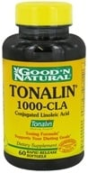 Good 'N Natural - Tonalin 1000-CLA - 60 Softgels - $10.15