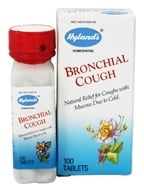 Image of Hylands - Bronchial Cough - 100 Tablets