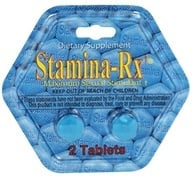 Hi-Tech Pharmaceuticals - Stamina-RX - 2 Tablets, from category: Sexual Health