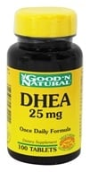 Good 'N Natural - DHEA 25 mg. - 100 Tablets