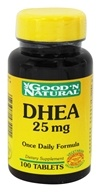 Good 'N Natural - DHEA 25 mg. - 100 Tablets by Good 'N Natural