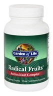 Garden of Life - Radical Fruits - 60 Vegetarian Caplet(s) (658010111409)
