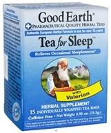 Good Earth Teas - Tea for Sleep - 15 Tea Bags