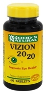 Good 'N Natural - Vizion 20/20 - 60 Tablets (698138690158)