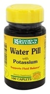 Good 'N Natural - Water Pill Natural Diuretic - 100 Caplets (074312422126)