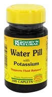 Good 'N Natural - Water Pill Natural Diuretic - 100 Caplets - $3.12