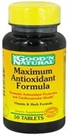 Image of Good 'N Natural - Maximum Antioxidant Formula - 50 Tablets