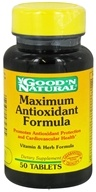 Good 'N Natural - Maximum Antioxidant Formula - 50 Tablets by Good 'N Natural