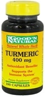 Good 'N Natural - Turmeric Curcumin 400 mg. - 100 Capsules - $3.57