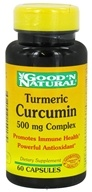 Good 'N Natural - Turmeric Curcumin 500 mg. - 60 Capsules by Good 'N Natural