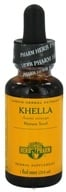 Herb Pharm - Khella Extract - 1 oz.