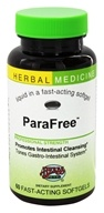 Herbs Etc - ParaFree Alcohol Free - 60 Softgels (765704525364)