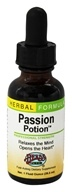Herbs Etc - Passion Potion Professional Strength - 1 oz. (765704125519)
