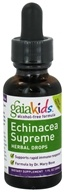 Gaia Herbs - Gaia Kids Echinacea Supreme 30ml - 1 oz. Formerly Kids-Echinacea For Children