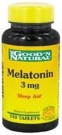 Good 'N Natural - Melatonin 3 mg. - 240 Tablets by Good 'N Natural