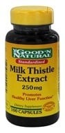 Good 'N Natural - Milk Thistle 250 mg. - 100 Capsules - $8.64