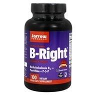 Jarrow Formulas - B-Right Complex - 100 Capsules, from category: Vitamins & Minerals