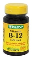 Image of Good 'N Natural - Vitamin B-12 500 mcg. - 100 Tablets