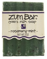 Image of Indigo Wild - Zum Bar Goat's Milk Soap Rosemary Mint - 3 oz.
